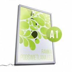 Ramka OWZ, A1, podświetlana LED